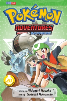 Pokemon Adventures, Vol. 20, Paperback Book