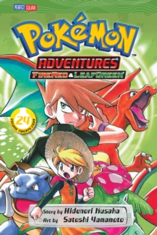 Pokemon Adventures, Vol. 23, Paperback Book