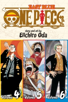 One Piece:  East Blue 4-5-6, Vol. 2 (Omnibus Edition), Paperback Book