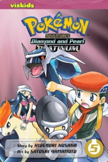 Pokemon Adventures: Diamond and Pearl/Platinum, Vol. 3, Paperback Book