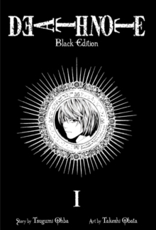 Death Note Black Edition, Vol. 1, Paperback Book
