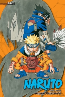 Naruto (3-in-1 Edition), Vol. 3, Paperback Book