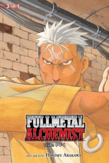 Fullmetal Alchemist (3-in-1 Edition), Vol. 2, Paperback Book