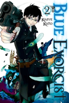 Blue Exorcist, Vol. 2, Paperback Book