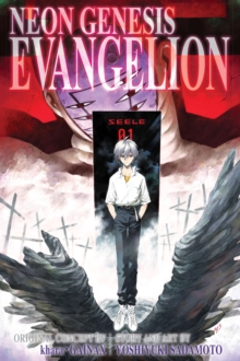 Neon Genesis Evangelion 3-in-1 Edition, Vol. 4, Paperback Book