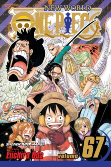 One Piece, Vol. 67, Paperback Book