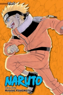Naruto (3-in-1 Edition), Vol. 6, Paperback Book