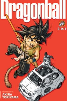 Dragon Ball (3-in-1 Edition), Vol. 1 : Includes vols. 1, 2 & 3, Paperback Book