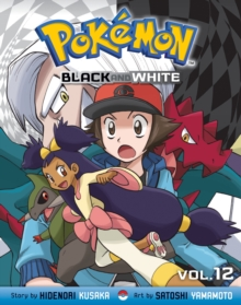 Pokemon Black & White : 12, Paperback Book