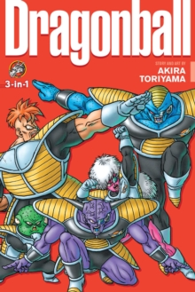 Dragon Ball (3-in-1 Edition), Vol. 8 : Includes Volumes 22, 23 & 24, Paperback Book