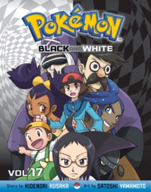 Pokemon Black & White, Paperback Book