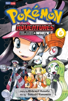Pokemon Adventures: Black and White, Vol. 2, Paperback Book