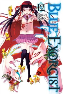 Blue Exorcist, Vol. 12, Paperback Book