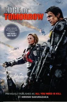 Edge of Tomorrow, Paperback Book