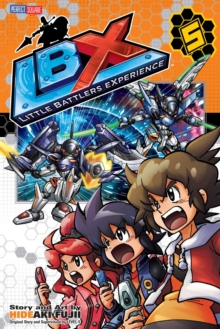 LBX: New Hope, Vol. 5, Paperback Book