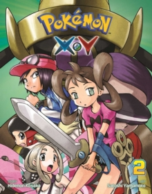 Pokemon XY, Vol. 4, Paperback Book