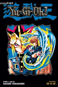 Yu-Gi-Oh! (3-in-1 Edition), Vol. 4, Paperback Book