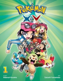 Pokemon X*Y, Vol. 1, Paperback Book