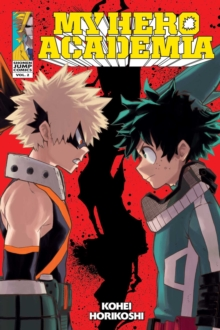 My Hero Academia, Vol. 2, Paperback Book