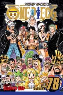 One Piece, Vol. 78, Paperback Book