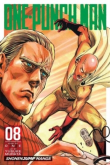 One-Punch Man, Vol. 8, Paperback Book