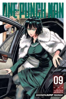 One-Punch Man, Vol. 9, Paperback Book