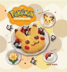 Pokemon Cookbook, Hardback Book