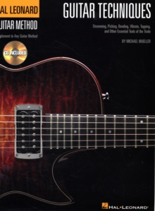 Guitar Techniques (Book And CD), Paperback Book