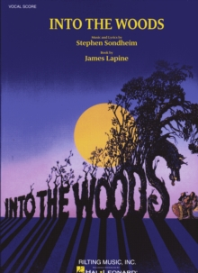 Stephen Sondheim : Into The Woods - Vocal Score, Paperback Book