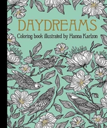 Daydreams Coloring Book, Hardback Book