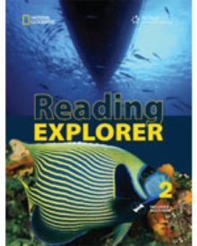 Reading Explorer 2 with Student CD-ROM, Mixed media product Book