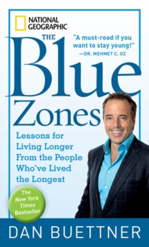 The Blue Zones, Paperback Book