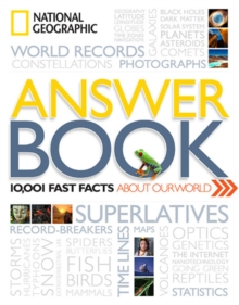 National Geographic Answer Book, Paperback Book