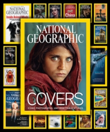 National Geographic The Covers, Hardback Book