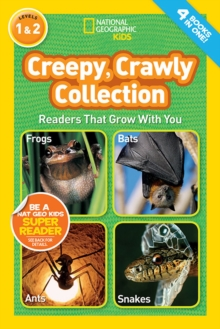 Creepy Crawly Collection, Paperback Book