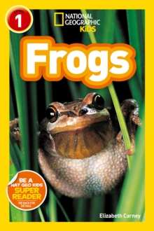 Frogs!, Paperback Book