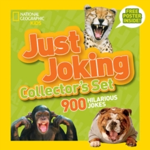 National Geographic Kids Just Joking Collector's Set : 900 Hilarious Jokes About Everything, Mixed media product Book