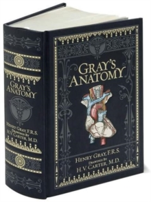 Gray's Anatomy (Barnes & Noble Omnibus Leatherbound Classics), Leather / fine binding Book