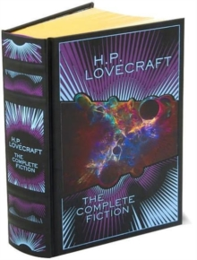 H.P. Lovecraft (Barnes & Noble Omnibus Leatherbound Classics) : The Complete Fiction, Leather / fine binding Book