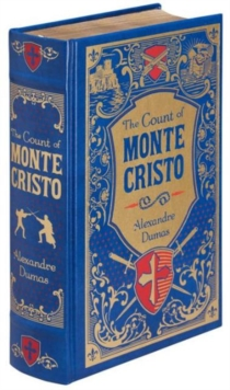 Count of Monte Cristo (Barnes & Noble Omnibus Leatherbound Classics), Leather / fine binding Book