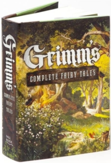 Grimm's Complete Fairy Tales, Hardback Book
