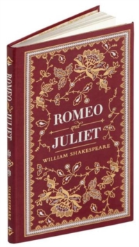 Romeo and Juliet (Barnes & Noble Pocket Size Leatherbound Classics), Hardback Book