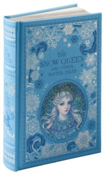 Snow Queen and Other Winter Tales (Barnes & Noble Omnibus Leatherbound Classics), Hardback Book