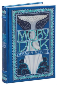 Moby-Dick (Barnes & Noble Omnibus Leatherbound Classics), Hardback Book