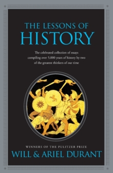 Lessons of History, Paperback Book