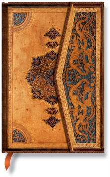 SAFAVID MINI JOURNAL, Hardback Book