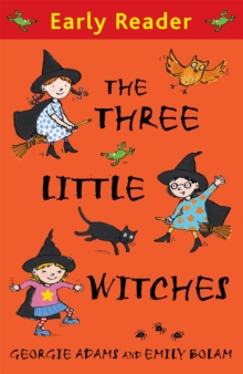 The Three Little Witches Storybook, Paperback Book