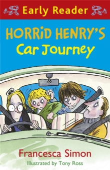 Horrid Henry's Car Journey, Paperback Book