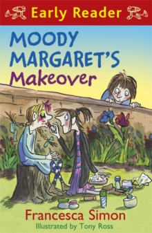 Moody Margaret's Makeover, Paperback Book