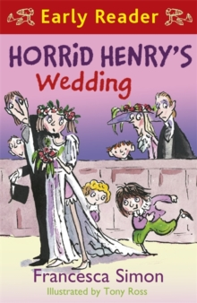 Horrid Henry's Wedding, Paperback Book